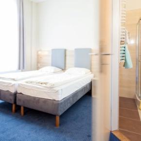 호스텔 - JORDAN Guest Rooms