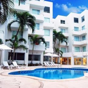 호스텔 - Ramada Cancun City Hotel
