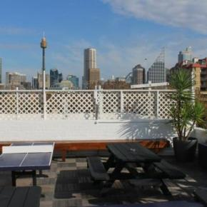 호스텔 - Sydney Central Backpackers