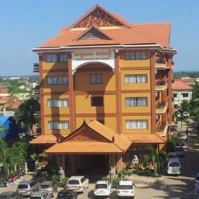 호스텔 - Dara Reang Sey Hotel
