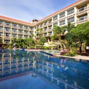 호스텔 - Prince D'Angkor Hotel and Spa
