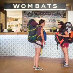 호스텔 - Wombat's CITY Hostels Vienna – the NASCHMARKT
