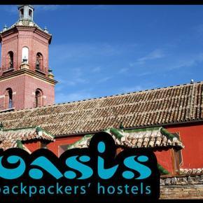 호스텔 - Oasis Backpackers' Hostel Malaga