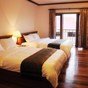 호스텔 - Cheathata Angkor Hotel