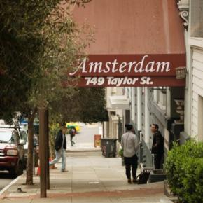 호스텔 - Amsterdam San Francisco Hostel