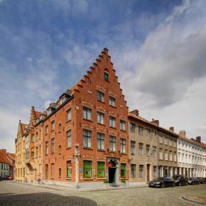 호스텔 - Hotel Jacobs Brugge