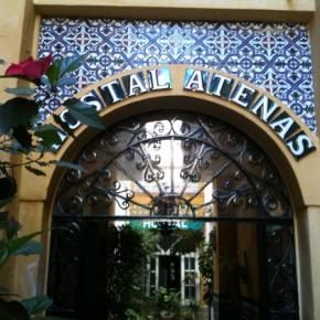 호스텔 - Hostal Atenas Sevilla