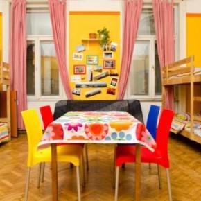 호스텔 - Colors Budapest Hostel and Apartment