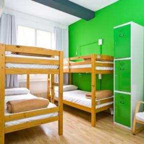 호스텔 - Madrid Motion Hostel