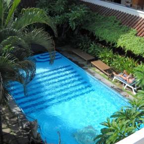 호스텔 - Bali Sorgawi Hotel