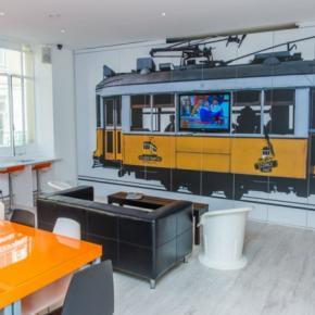 호스텔 - Golden Tram 242 LISBON Hostel