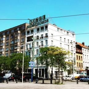 호스텔 - Hotel Continental Brussels