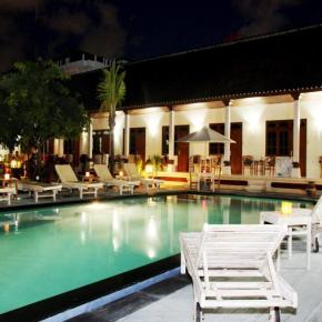 호스텔 - Warung Coco Guesthouse and Bungalows