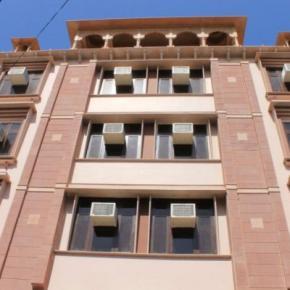 호스텔 - Hotel Ramsingh Palace