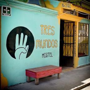 호스텔 - Tres Mundos Hostel