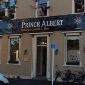 호스텔 - The Prince Albert Backpackers and Bar