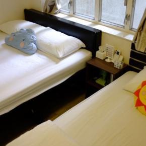 호스텔 - Alohas Hostel