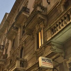 호스텔 - Hotel Ambrosiana