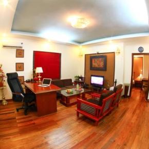 호스텔 - Atrium Hanoi  Hotel