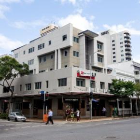 호스텔 - Base Brisbane Uptown
