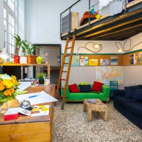 호스텔 - OStellin Genova Hostel