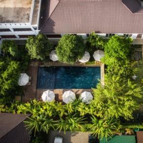 호스텔 - La Residence Blanc Angkor
