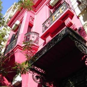 호스텔 - The Pink House