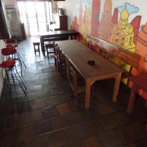 호스텔 - Punto Berro Hostel Ciudad Vieja
