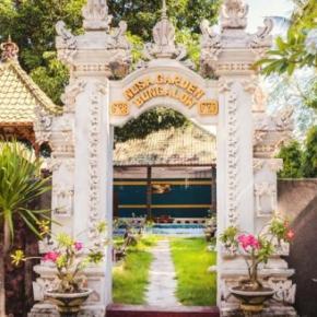 호스텔 - Nusa Garden Bungalow