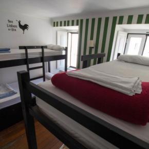 호스텔 - Oasis Backpackers Hostel Lisbon