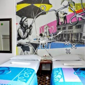 호스텔 - Hôme Youth Hostel