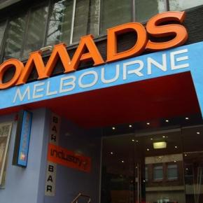 호스텔 - Nomads Melbourne