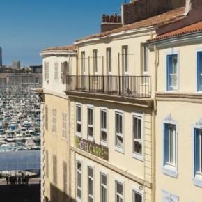 호스텔 - Hôtel Carré Vieux Port Marseille