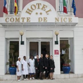 호스텔 - Hotel Residence  Comte de Nice