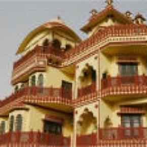 호스텔 - Umaid Bhawan Hotel