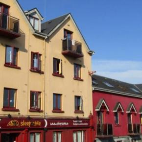 호스텔 - Sleepzone Hostel Galway City