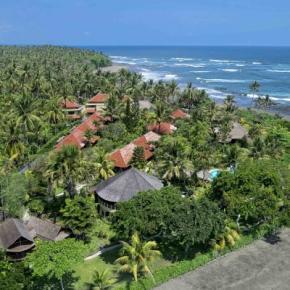 호스텔 - Puri Dajuma Cottages, Eco Beach Resort and Spa
