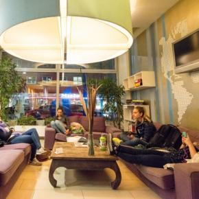 호스텔 - wombat's CITY Hostels Vienna – the LOUNGE