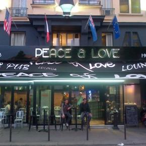 호스텔 - Peace & Love Hostel