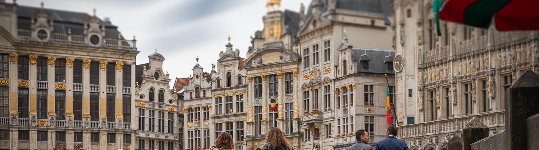 브뤼셀 - City Center와 가까운 호스텔. 브뤼셀의 지도, 브뤼셀에 위치한 호스텔 사진 및 후기 정보.