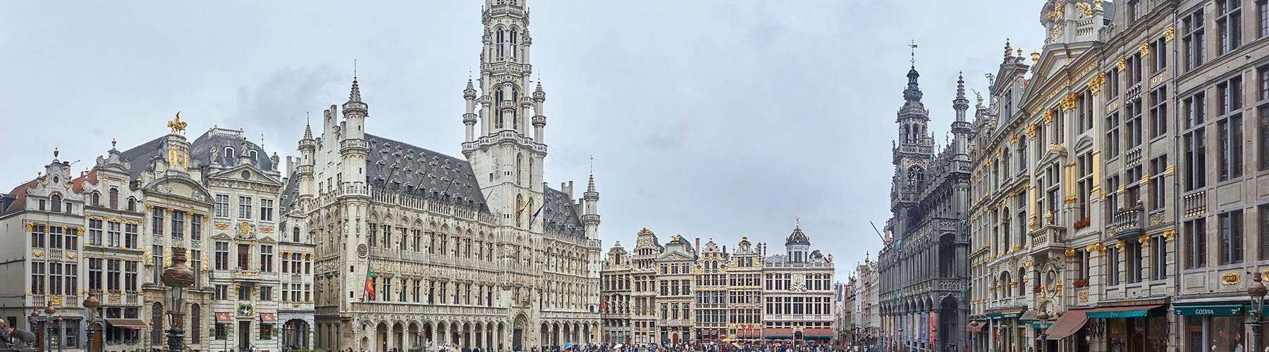 브뤼셀 - 그랜드 플레이스와 가까운 호스텔. 브뤼셀의 지도, 브뤼셀에 위치한 호스텔 사진 및 후기 정보.