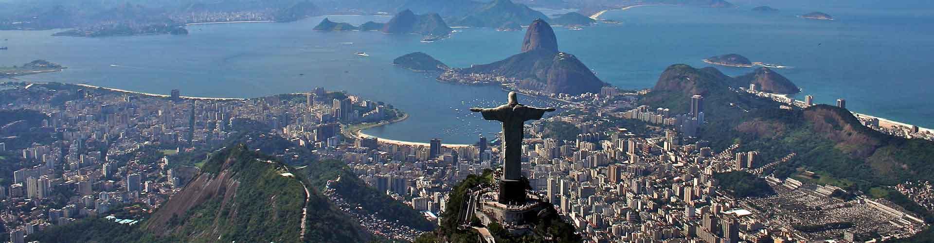 리우데 자네이루 - Botafogo지역에 위치한 호스텔. 리우데 자네이루의 지도, 리우데 자네이루에 위치한 호스텔에 대한 사진 및 리뷰.