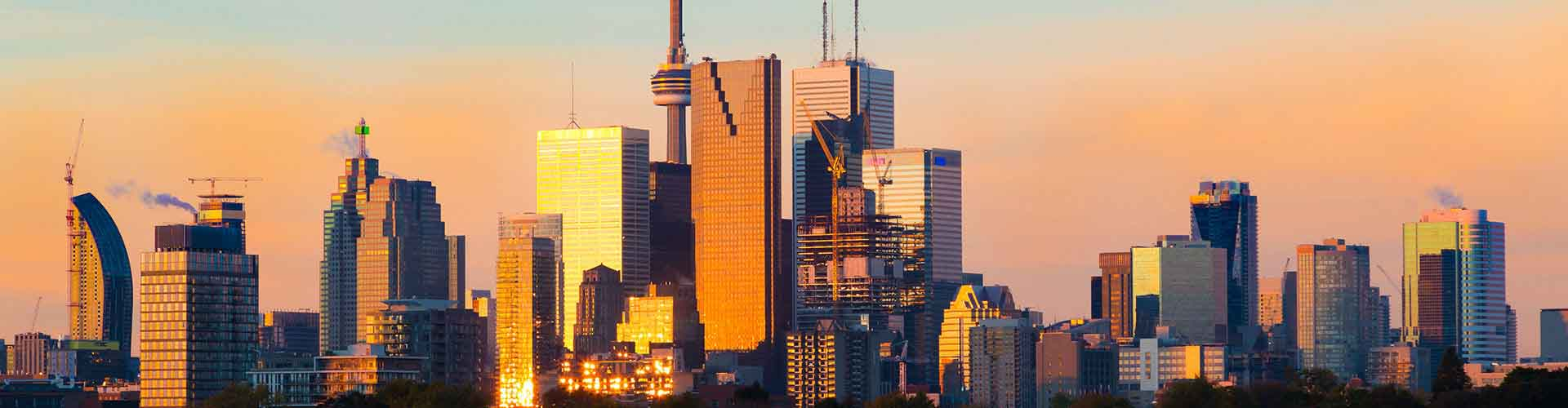 토론토 - Downtown Toronto 지구의 호스텔. 토론토의 지도, 토론토에 위치한 호스텔 사진 및 후기 정보.