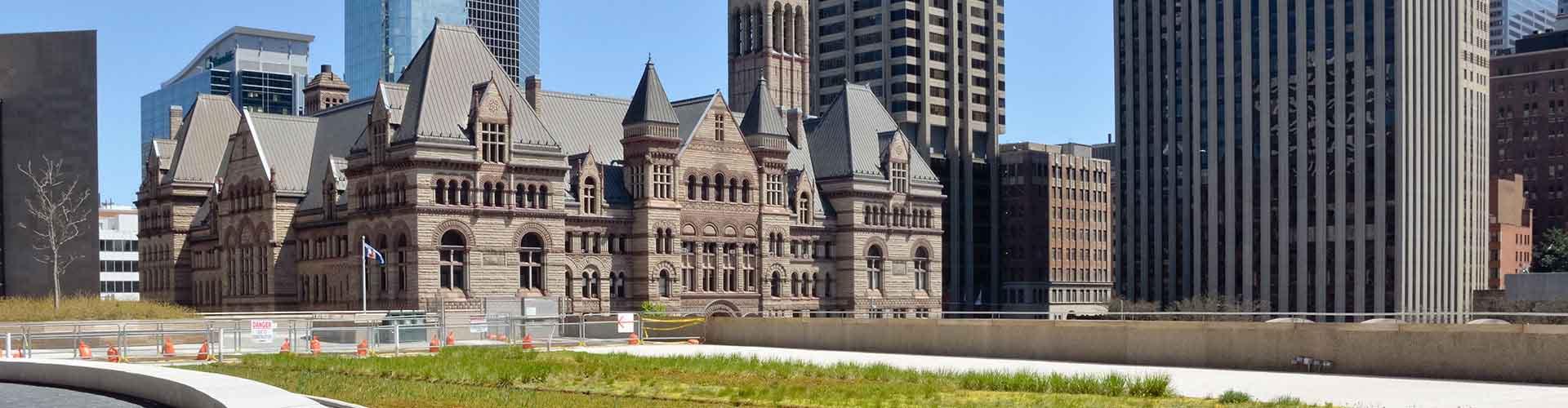 토론토 - Old Toronto 지구의 호스텔. 토론토의 지도, 토론토에 위치한 호스텔 사진 및 후기 정보.