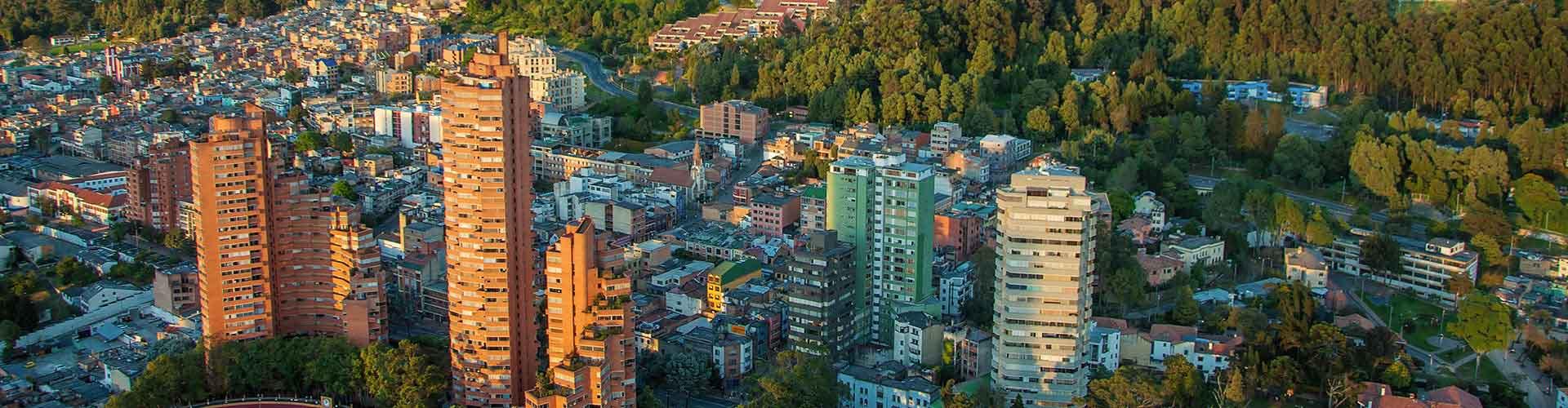 보고타 - 보고타에 있는 호스텔. 보고타의 지도, 보고타에 위치한 호스텔 사진 및 후기 정보.