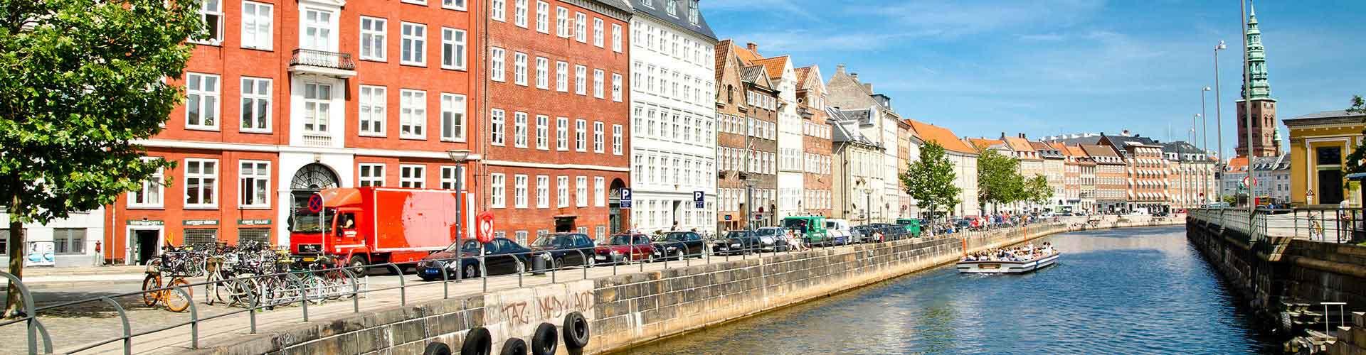 코펜하겐 - Indre By지역에 위치한 캠핑장. 코펜하겐의 지도, 코펜하겐에 위치한 캠핑장에 대한 사진 및 리뷰.