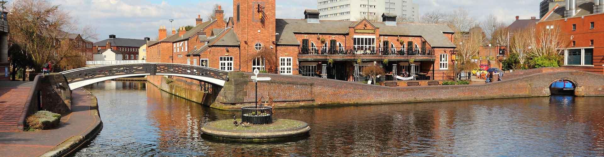 버밍엄 - Aston지역에 위치한 호스텔. 버밍엄의 지도, 버밍엄에 위치한 호스텔에 대한 사진 및 리뷰.