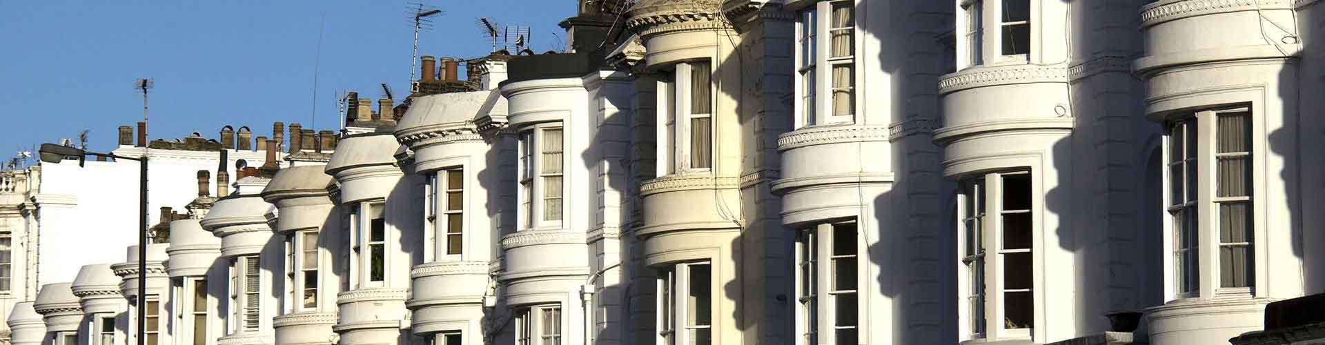 런던 - Bayswater지역에 위치한 호텔. 런던의 지도, 런던에 위치한 호텔에 대한 사진 및 리뷰.