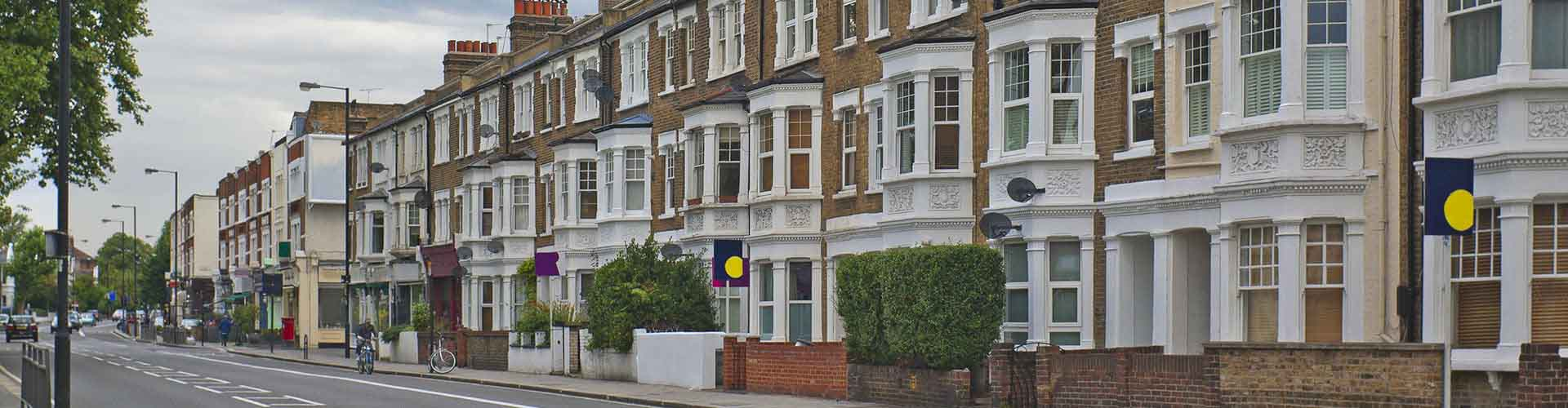 런던 - Fulham지역에 위치한 캠핑장. 런던의 지도, 런던에 위치한 캠핑장에 대한 사진 및 리뷰.