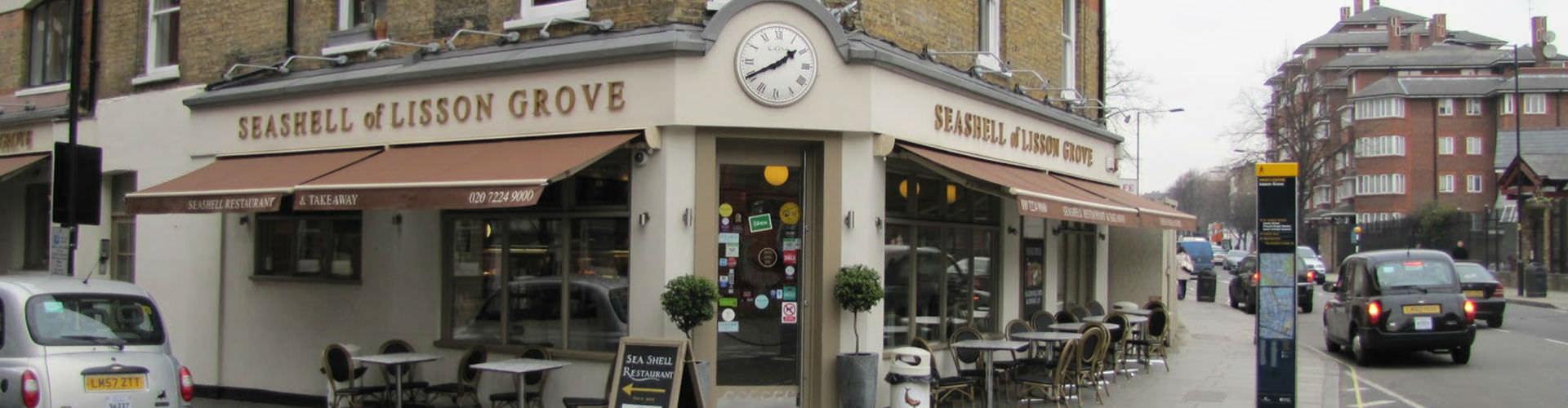 런던 - Lisson Grove 지구의 호스텔. 런던의 지도, 런던에 위치한 호스텔 사진 및 후기 정보.